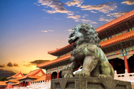 memorial, The Forbidden City in Beijing